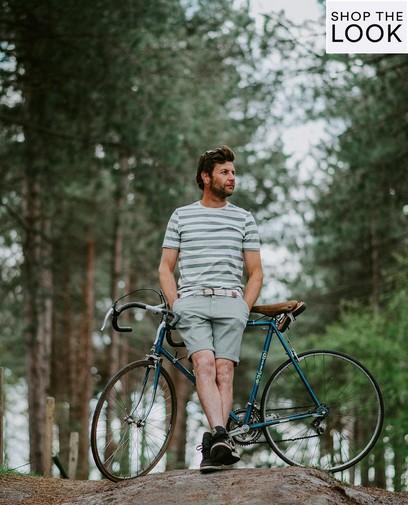 Comfy outfit voor een fietstochtje